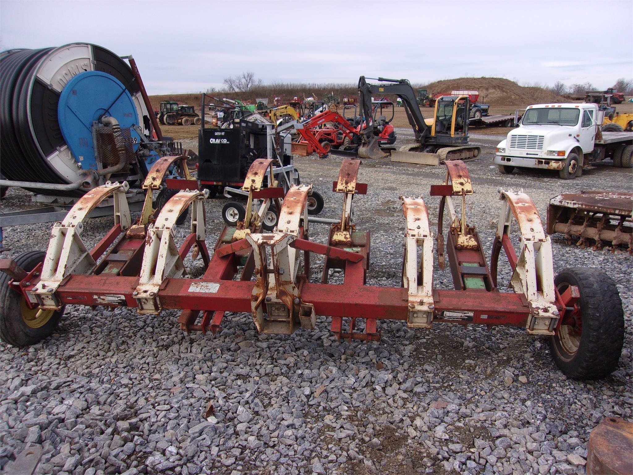 Tebben TM76-00-129 Chisel Plow
