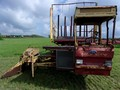 New Holland 1049 Bale Wagons and Trailer