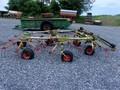 Claas Liner 750 Twin Rake