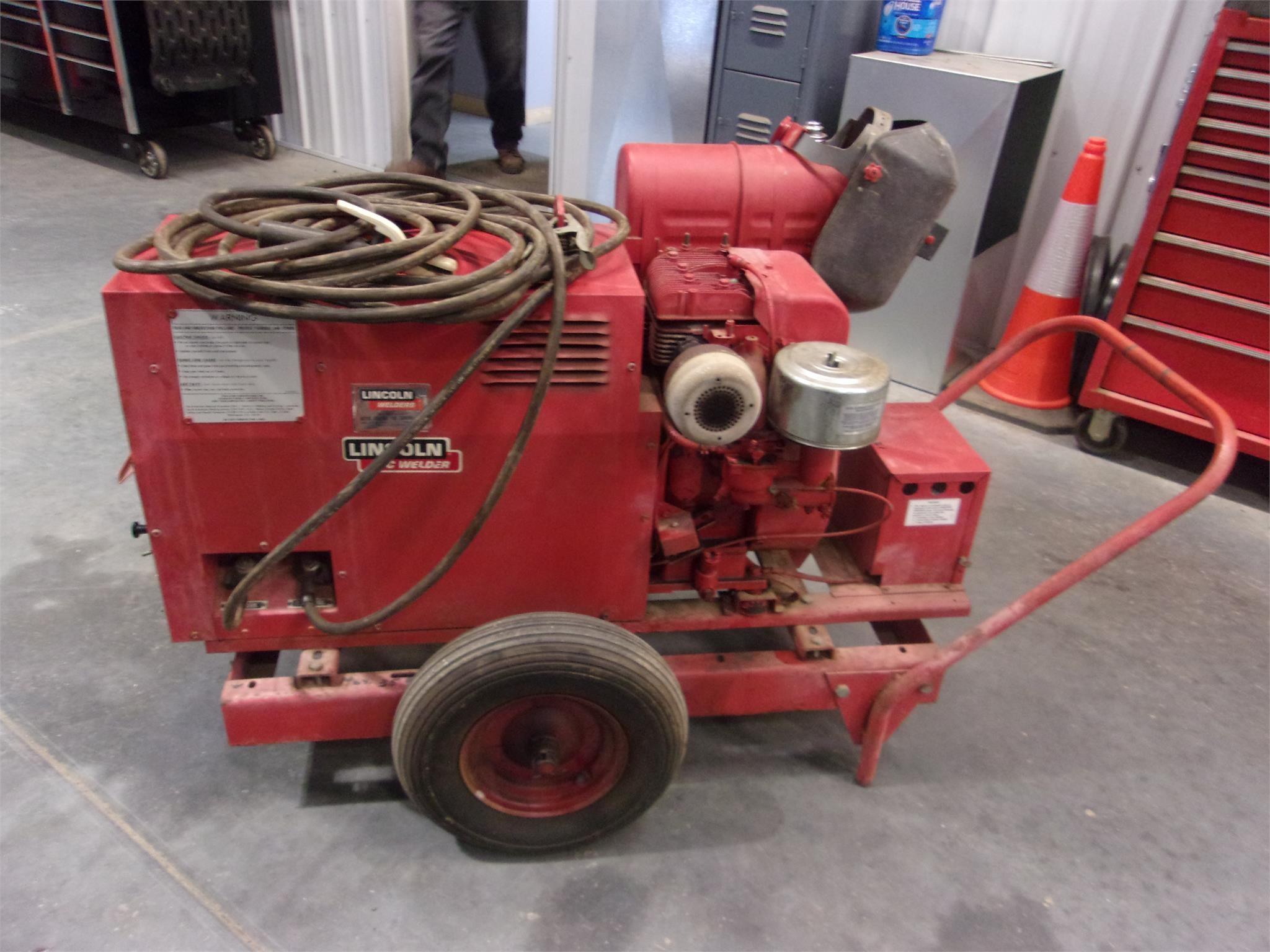 Lincoln Electric WELDANPOWER 225 Miscellaneous