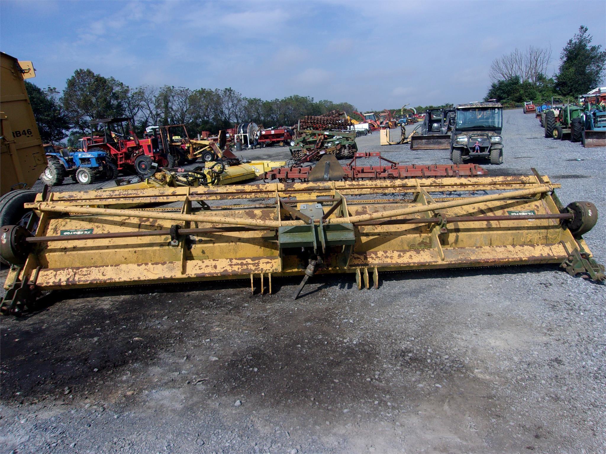 Ferguson 11-200S Soil Finisher