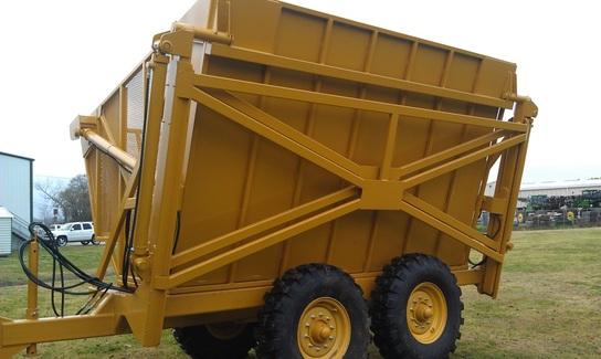 2021 Cameco High Dump Wagon Sugar Cane Equipment