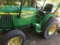 1990 John Deere 770 Tractor