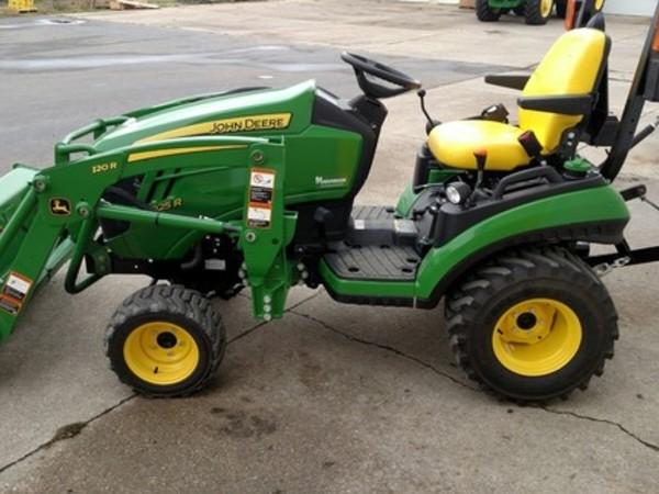 2018 john deere 1025r tractor leesburg indiana machinery pete