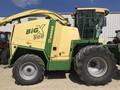 2007 Krone BIG X 500 Self-Propelled Forage Harvester