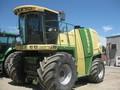 2008 Krone BIG X 1000 Self-Propelled Forage Harvester