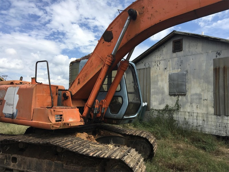 Hitachi EX200 LC-3 Excavators and Mini Excavator