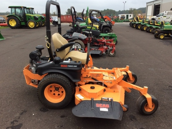 Used Scag Tiger Cat Lawn and Garden for Sale   Machinery Pete
