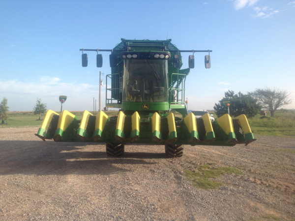 2013 John Deere 7460 Cotton