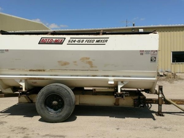 Roto Mix 524-15 Grinders and Mixer