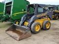 2001 New Holland LS160 Skid Steer