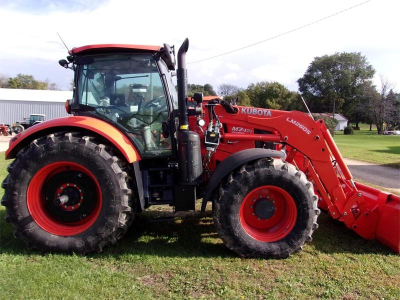 2016 Kubota M7-171 Tractor