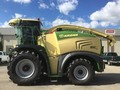 2016 Krone BIG X 580 Self-Propelled Forage Harvester