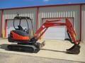 2016 Kubota KX71-3 Excavators and Mini Excavator