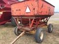 M&W Farm King Gravity Wagon