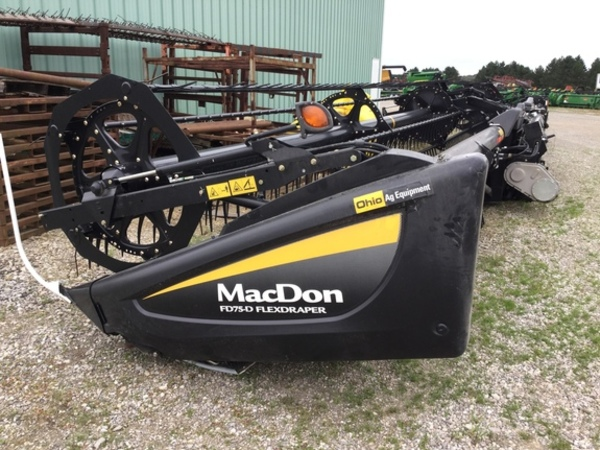 Used MacDon FD75-45 Platforms for Sale | Machinery Pete