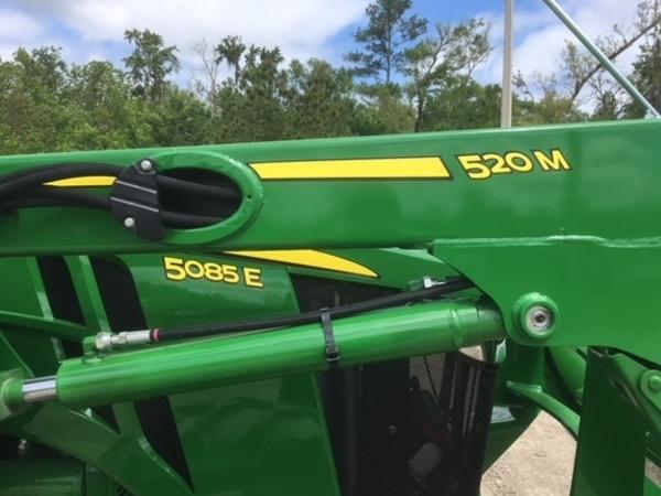 2018 John Deere 5085E Tractor
