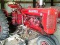 1952 Farmall Super C Under 40 HP
