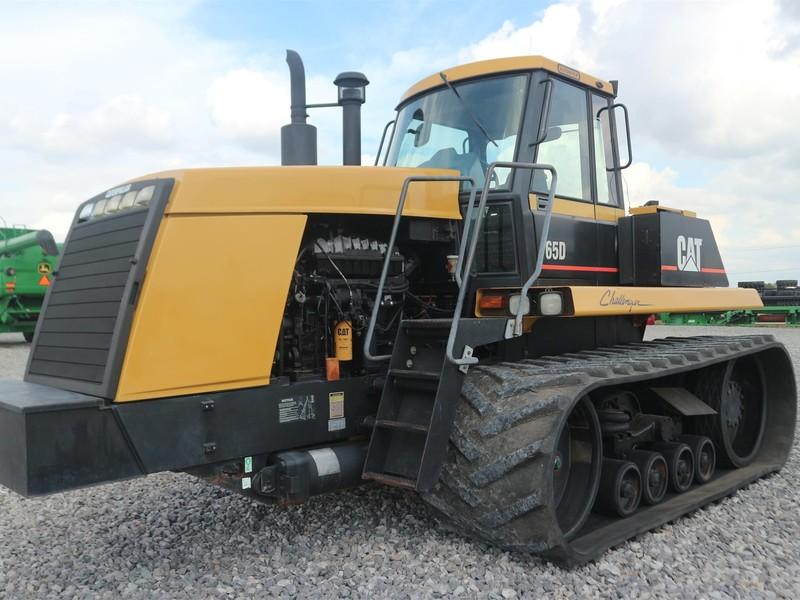 1996 Caterpillar Challenger 65D Tractor