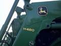 2015 John Deere H480 Front End Loader