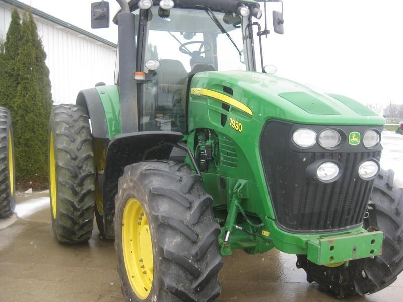 2007 John Deere 7930 Tractor