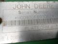 2001 John Deere 930F Platform