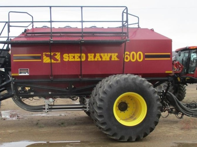 2010 Seed Hawk 8010 Air Seeder