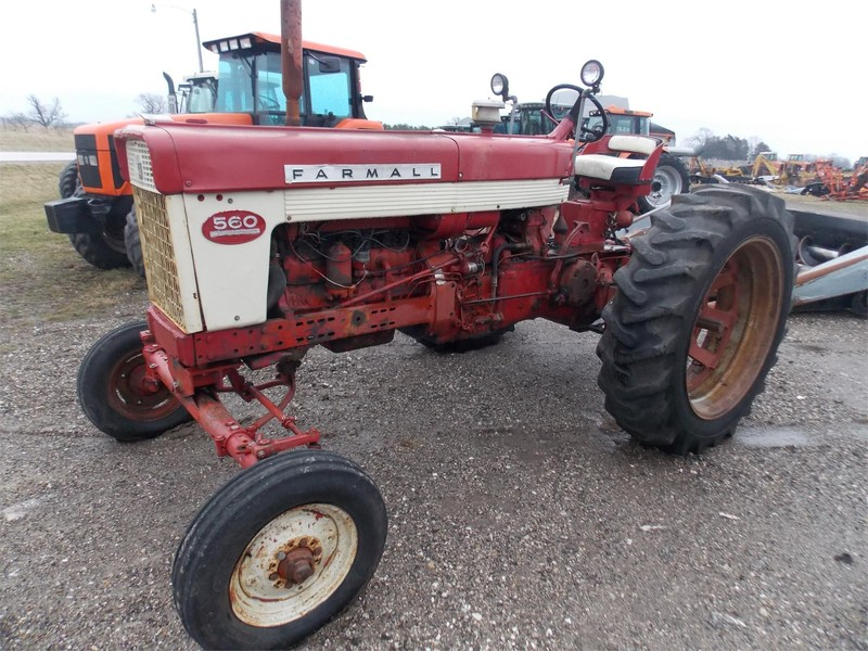 1963 International Harvester 560 40 99 HP