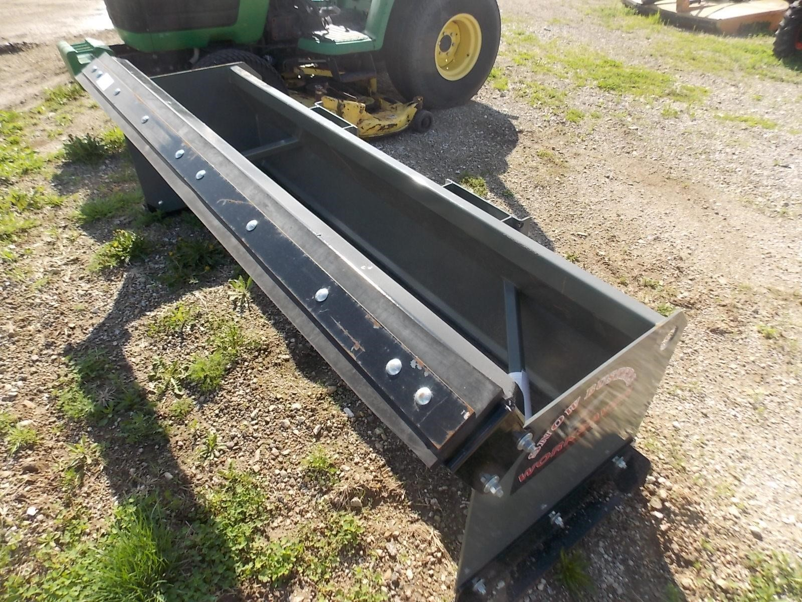 2017 Worksaver SPS2484R Loader and Skid Steer Attachment