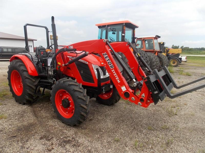 2016 Zetor Major 80 Tractor