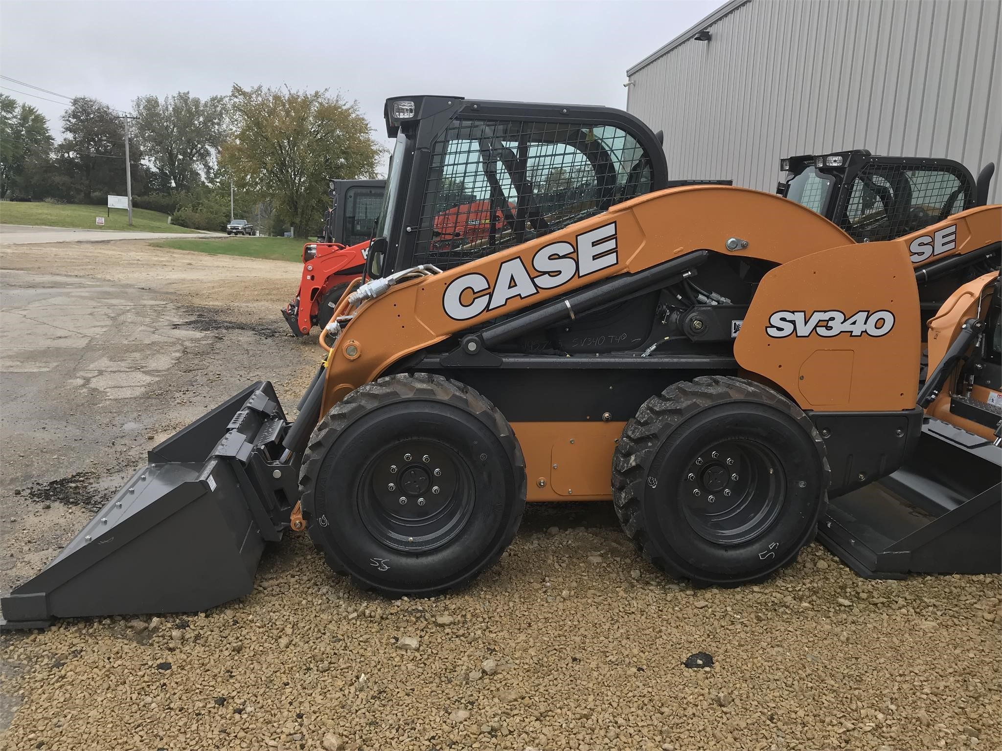 2020 Case SV340 Skid Steer