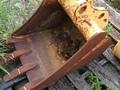 """John Deere 18"""" Bucket Backhoe and Excavator Attachment"""