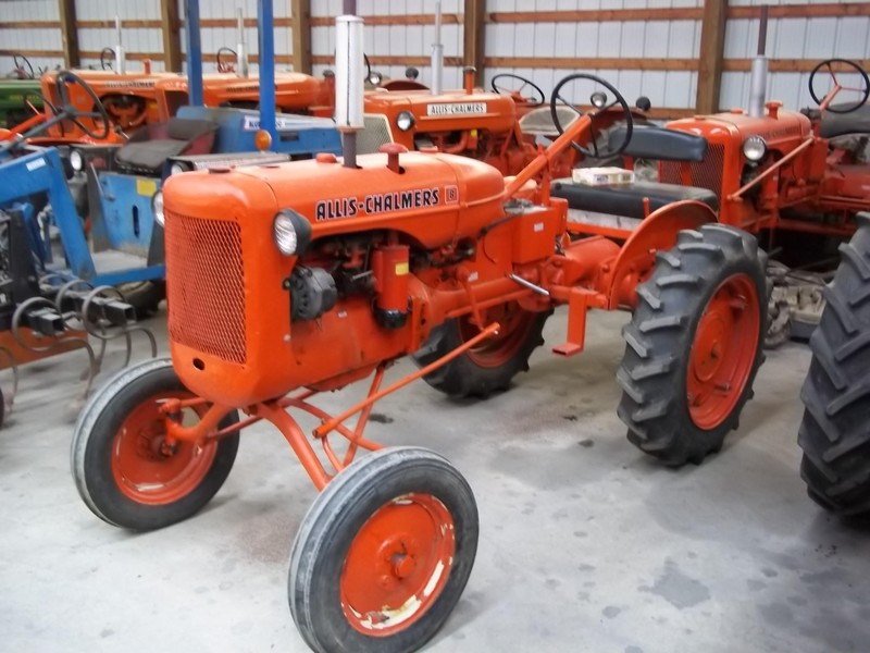 1941 Allis Chalmers B Tractor
