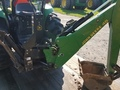 2003 John Deere 48 Front End Loader