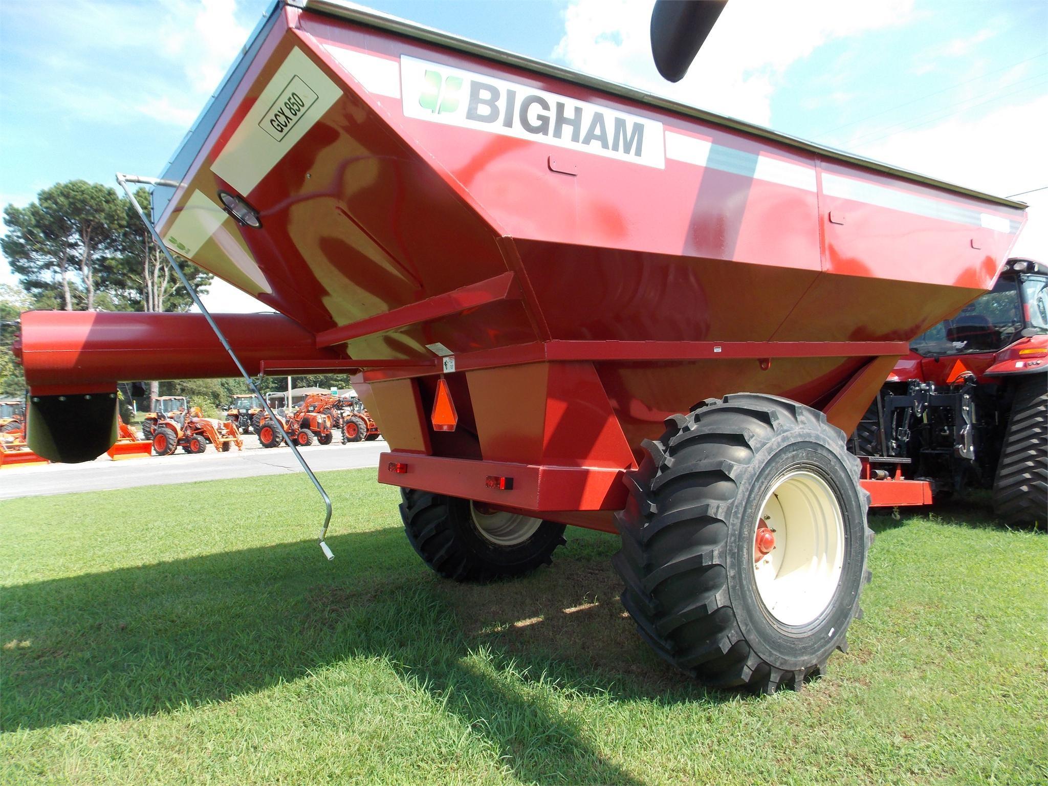 2019 Bigham GCX850 Grain Cart