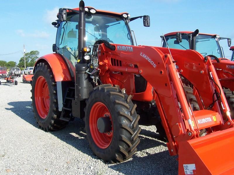 2019 Kubota M7-151 Tractor