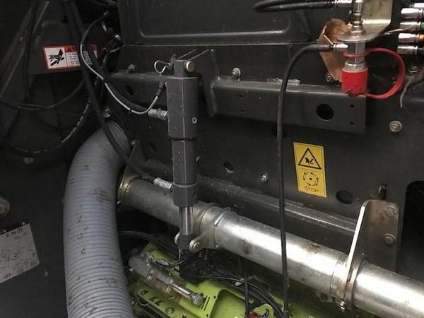 2017 Claas Jaguar 950 Self-Propelled Forage Harvester