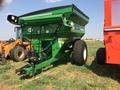 2013 J&M 620-14 Grain Cart