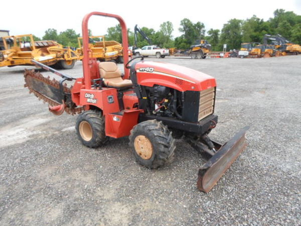 Ditch Witch RT40 Backhoe
