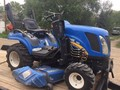 2009 New Holland Boomer 1025 Tractor