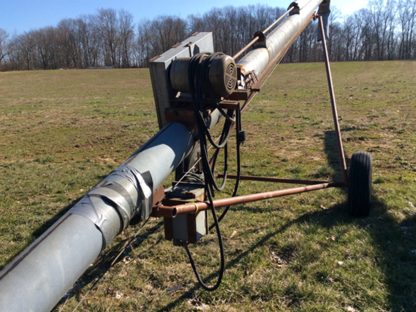 1994 Hutchinson 8x30 Augers and Conveyor