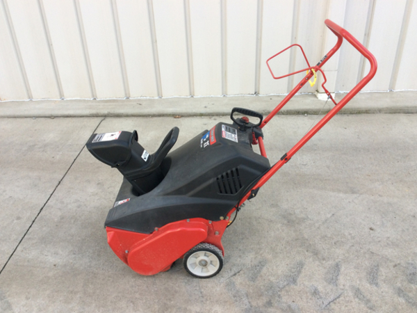 Used Troy Bilt Snow Blowers for Sale   Machinery Pete