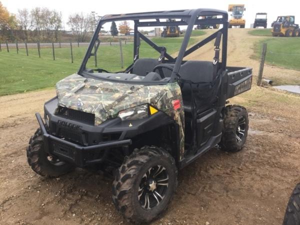 2016 Polaris Ranger 570 Atvs And Utility Vehicle 7 495