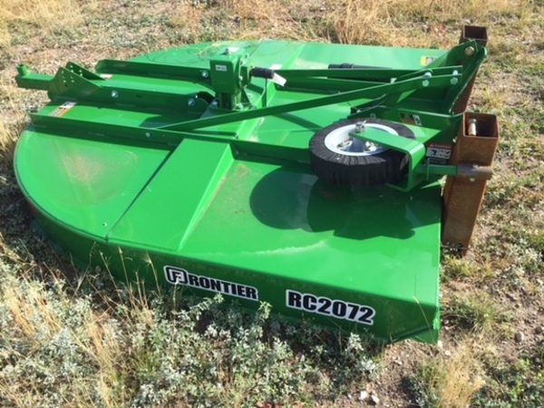 Used Frontier RC2072 Rotary Cutters For Sale Machinery Pete