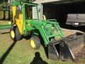 1996 John Deere 855 Tractor