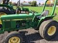 John Deere 750 Tractor