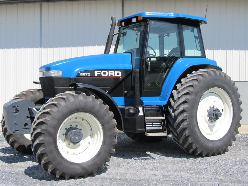 1979 Ford 1500 4 Wheel Drive Tractor : Ford tractor lebanon pennsylvania machinery