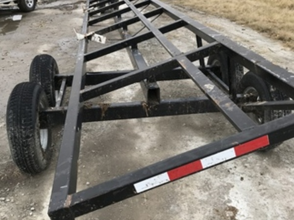 Wemhoff 30FT Header Trailer