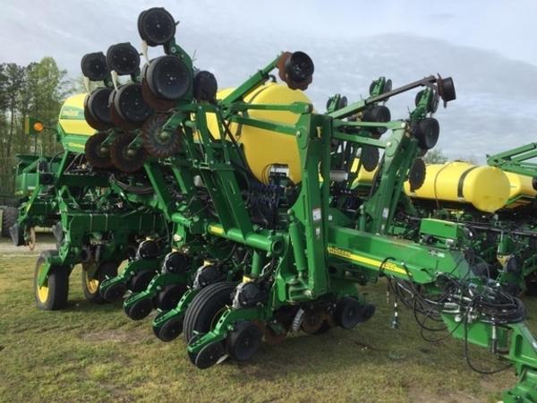 2014 John Deere 1790 Planter Virginia Machinery Pete