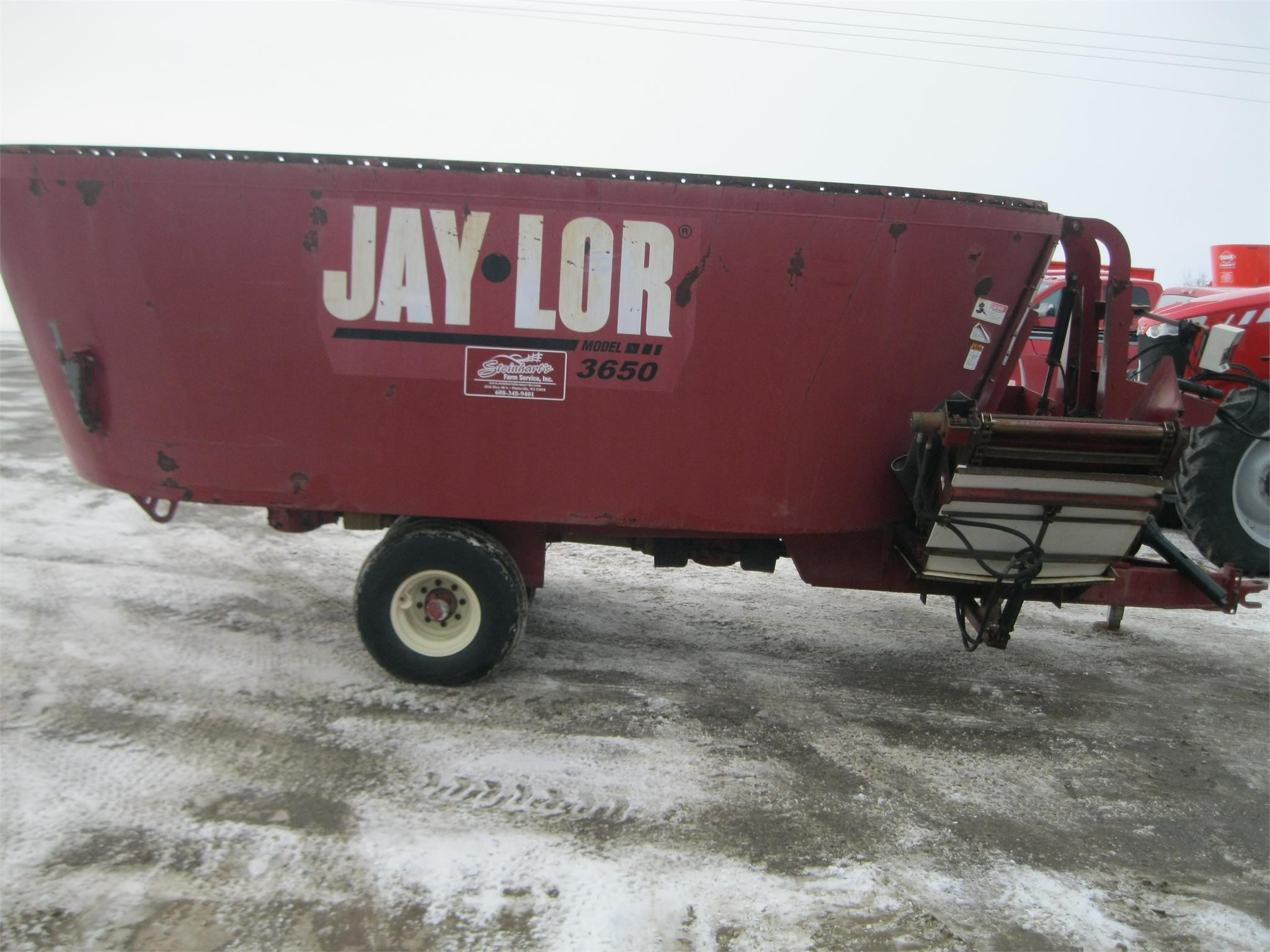 Jay Lor 3650 Grinders and Mixer